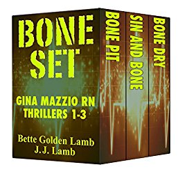 Gina Mazzio Boxed Set cover
