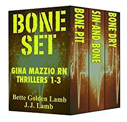 Gina Mazzio Boxed Set cover