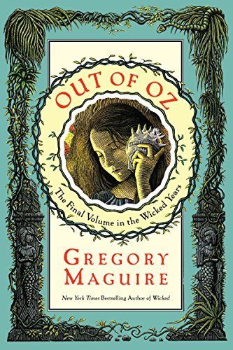 Out of Oz cover