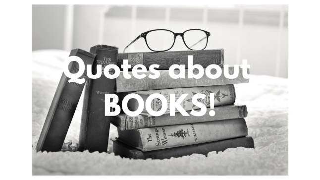 Book Quotes banner