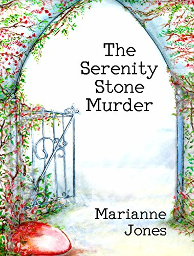 Serenity Stone Murder cover