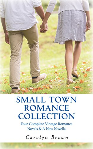 Small Town Romance Collection cover