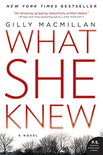 What She Knew cover