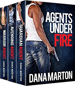 Agents Under Fire cover