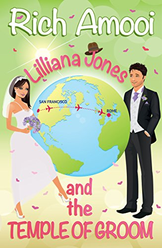 Liliana Jones cover