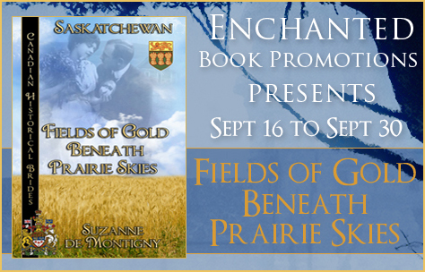 Fields of Gold banner