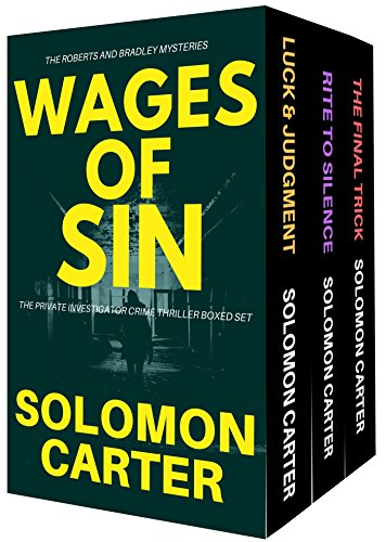 Wages of Sin cover