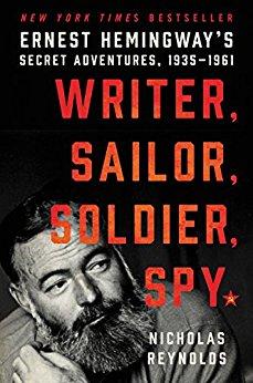 Writer Sailor Soldier Spy