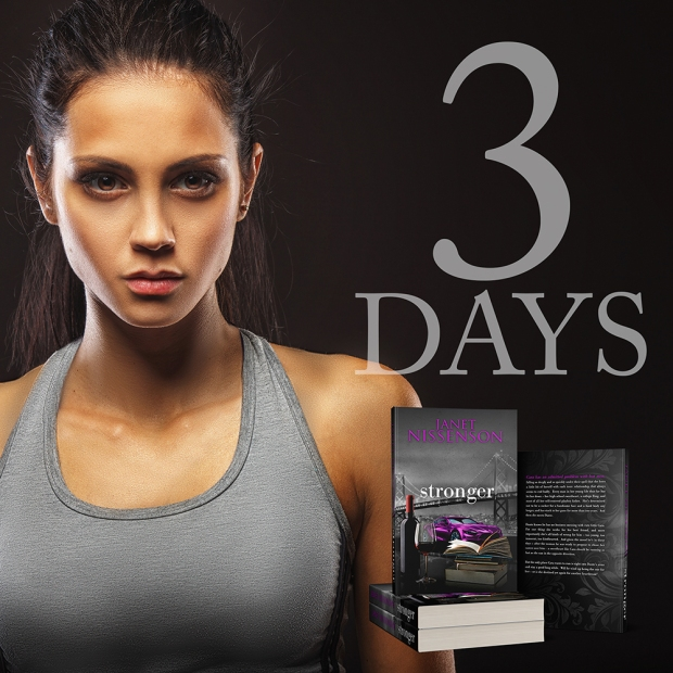 3 Days Until Stronger