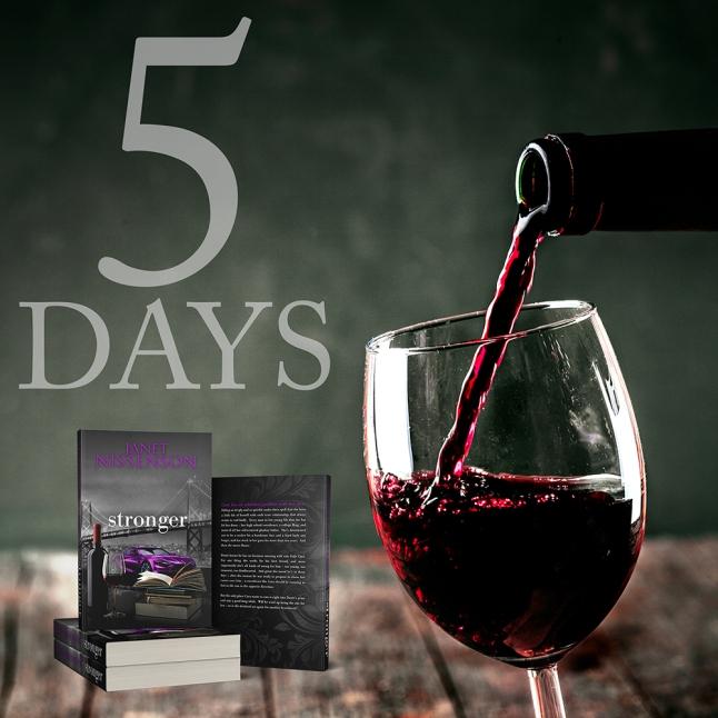 5 Days Until Stranger