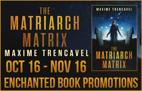 The Matriarch Matrix Banner