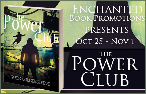 The Power Club cover