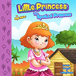 The Spoiled Princess cover