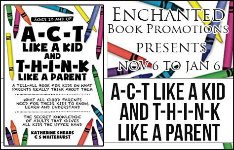 Act Like a Kid banner