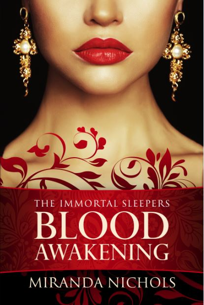 Blood Awakening cover