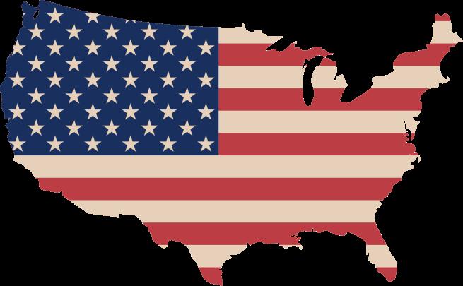 US states (Flag)