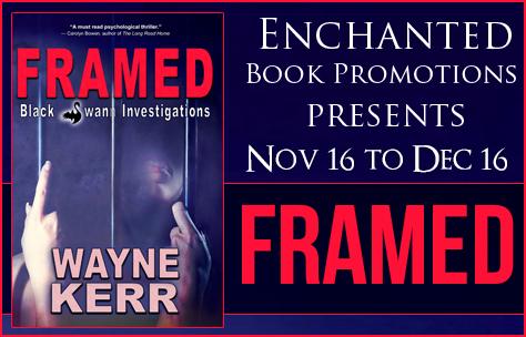 Framed banner