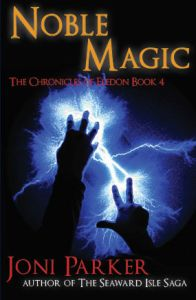 Noble Magic cover