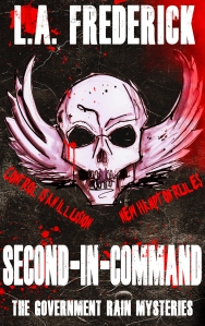 Second in Command cover