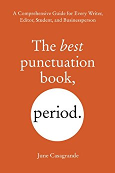 Best Punctuation Book cover