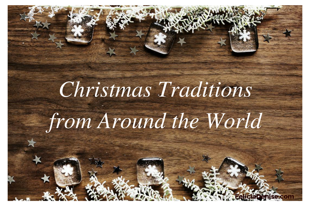 Christmas Traditions banner