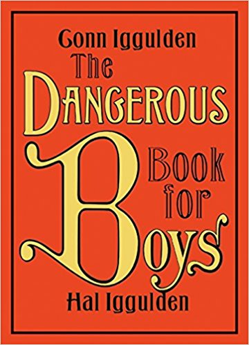 Dangerous Book for Boys cover