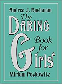 The Daring Books for Girls cover