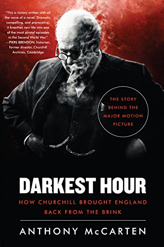 Darkest Hour Cover