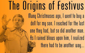 festivus origins
