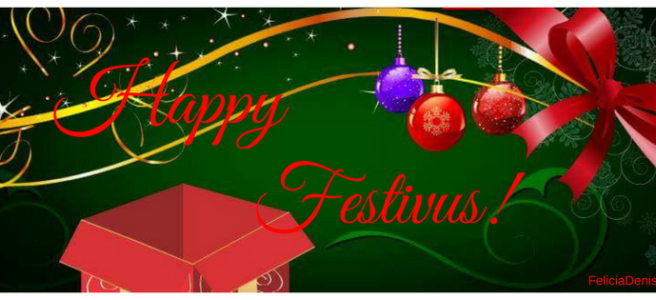 Happy Festivus banner