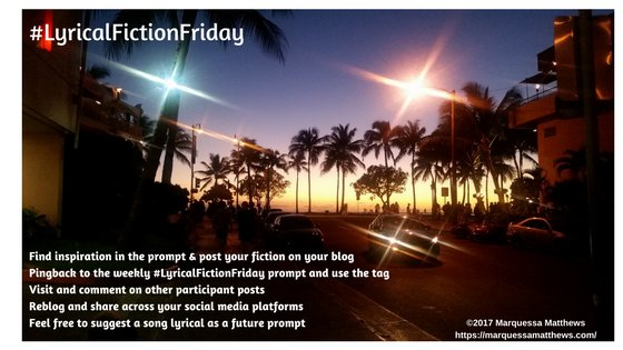 Lyrical Fiction Friday banner