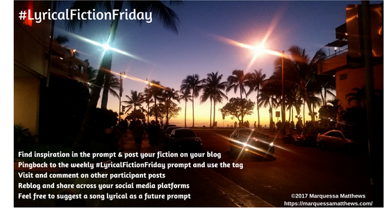 Lyrical Fiction Friday banner
