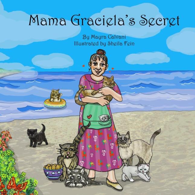 Mama Graciela's Secret cover