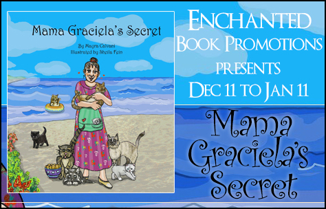 Mama Graciela's Secret banner