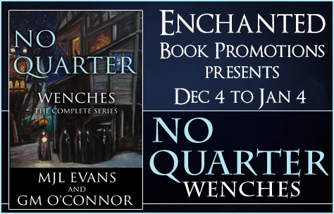 No Quarter Wenches banner