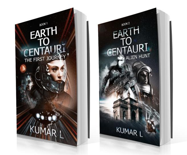 Earth to Centauri markup