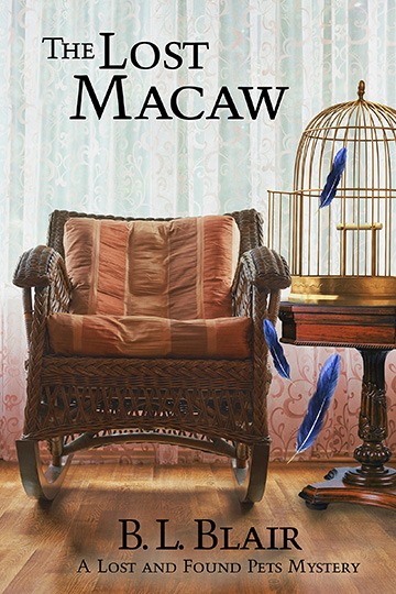 The Lost Macaw cover
