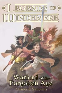 Warlod of the Forgotten cover
