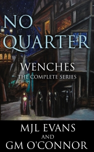 No Quarter Wenches cover