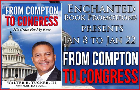 From Compton to Congress banner