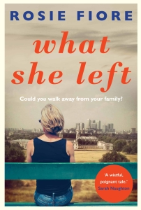 What She Left cover