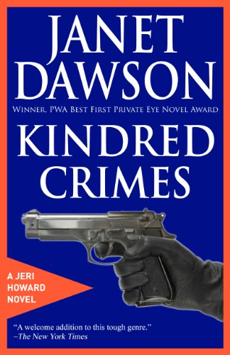 Kindred Crimes cover