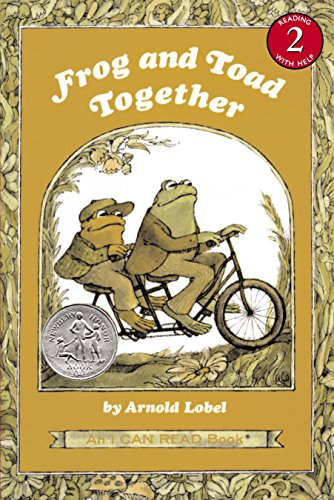 Frog and Toad cover