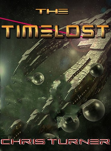Timelost cover