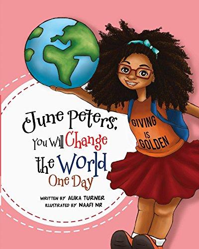 June Peters cover