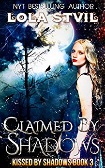 Claimed by Shadows cover