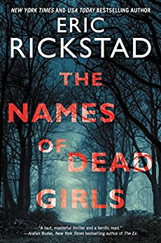 Names of Dead Girls cover