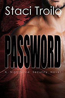 Password cover