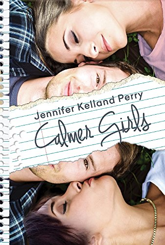 Calmer Girls 1 cover