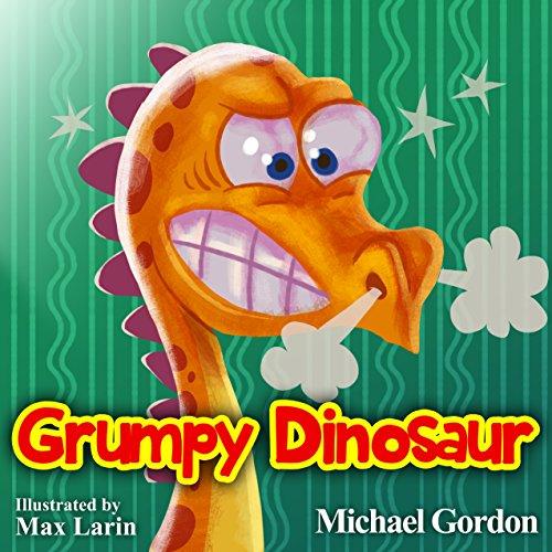 Grumpy Dinosaur cover